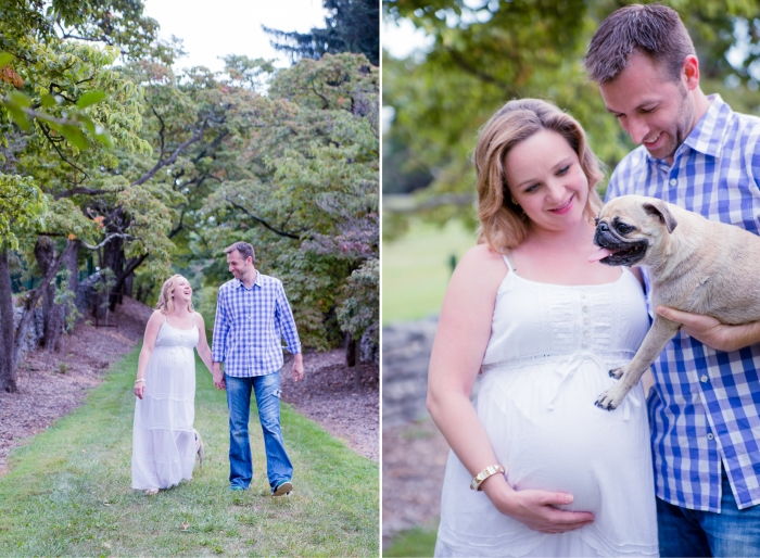 Winchester VA Maternity Photographer
