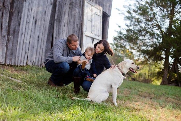 Family Portrait Photographer Winchester VA-1-7