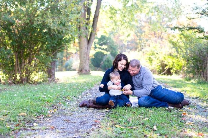 Family Portrait Photographer Winchester VA-1-8