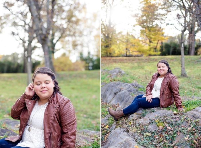 Senior Portrait Photographer Winchester VA