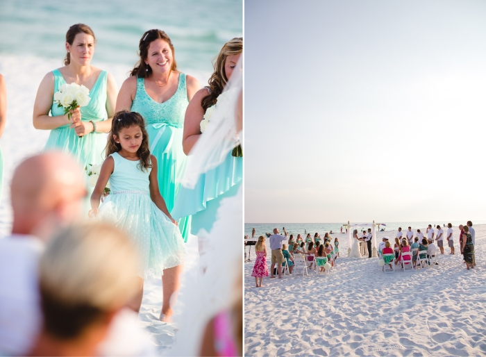 Santa Rosa Beach Wedding Photographer