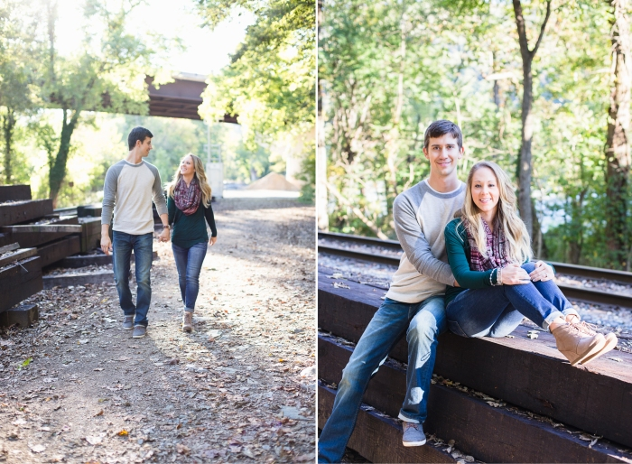 Harpers Ferry Engagement Photographer